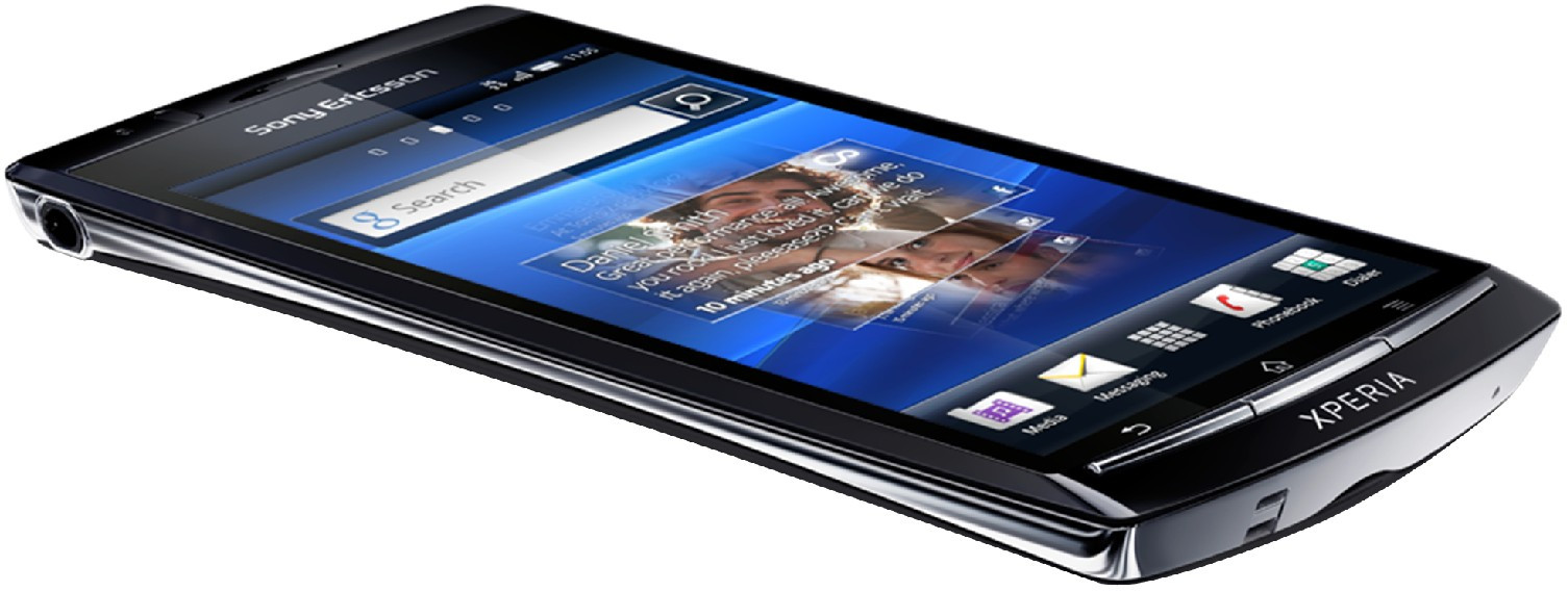 Sony Ericsson Xperia Arc Midnight Blue