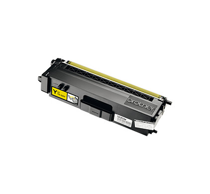 Brother TN-328Y Toner Geel XXL