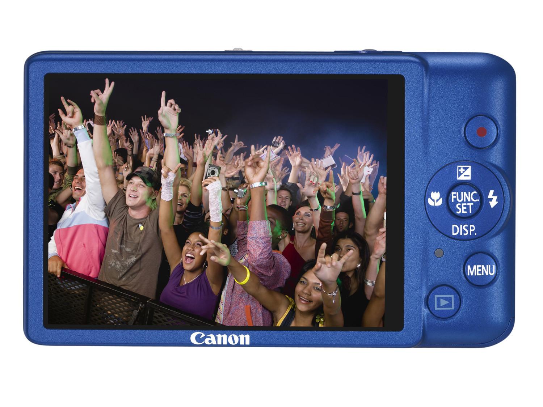 Canon IXUS 115 HS Blue