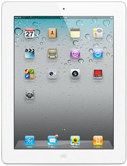 Apple iPad 2 Wifi 16 GB wit