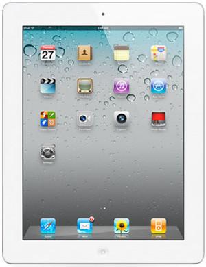 Apple iPad 2 Wifi 16 GB wit