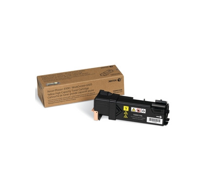 Xerox 6500/6505 Toner High Capacity Yellow 106R01596
