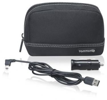 TomTom Reiskit (Tas + Autolader)