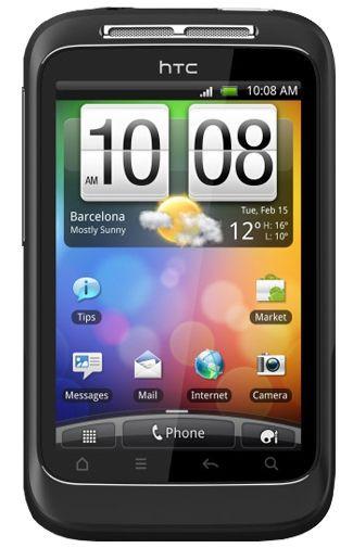 HTC Wildfire S Black
