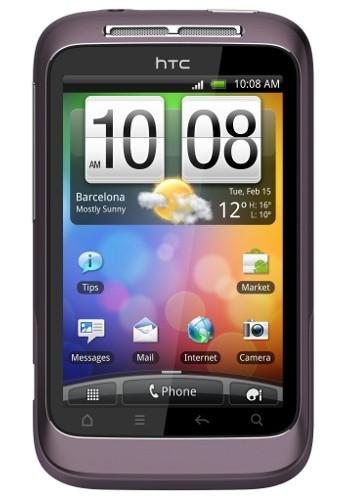 HTC Wildfire S Bliss Purple