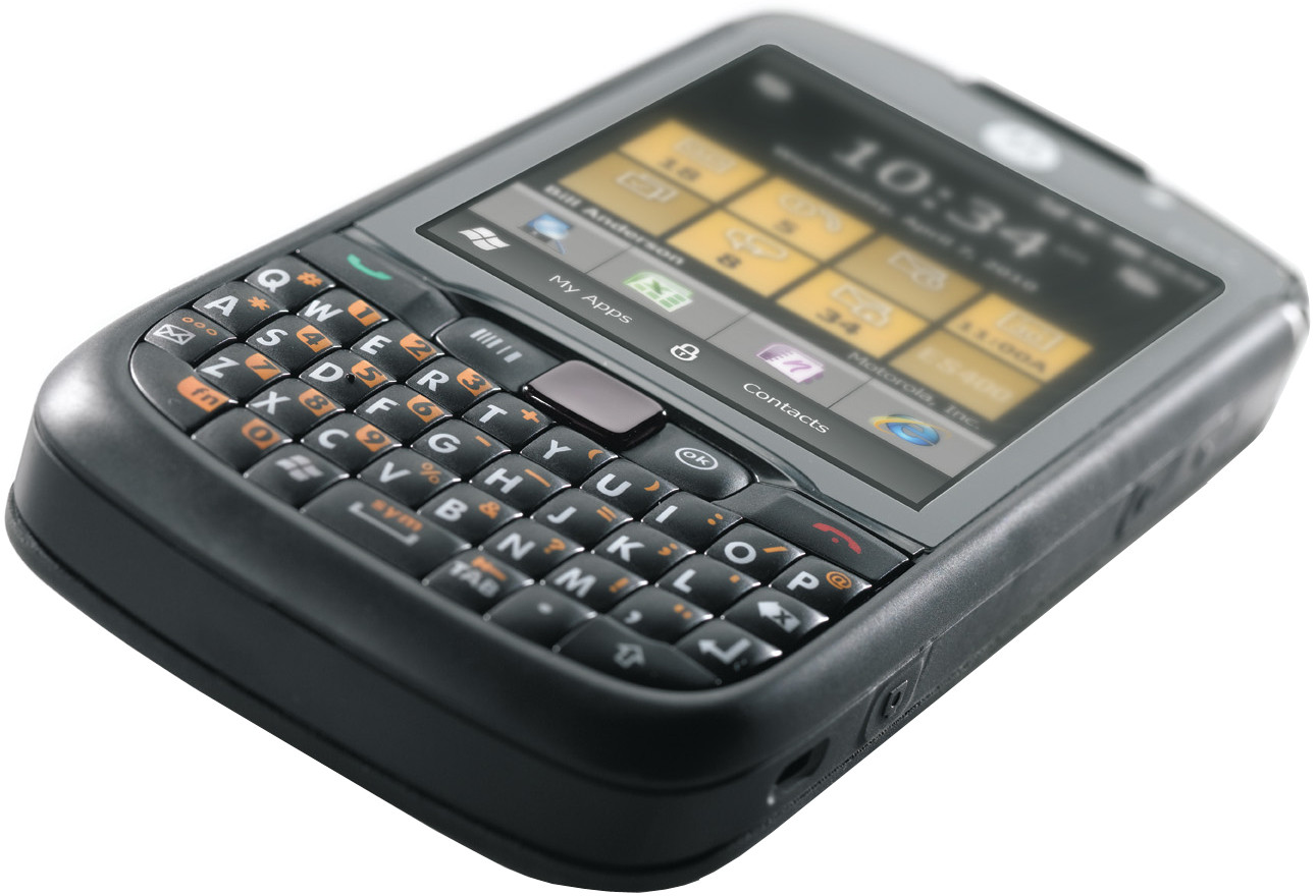Motorola ES400 QWERTY