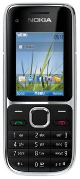 Nokia C2-01 Black Telfort Prepaid