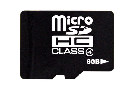 TakeMS microSD 8 GB SDHC (Class 4)