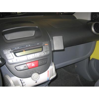 Brodit ProClip Toyota Aygo/Peugeot 107/Citroen C1 06-11 Ang