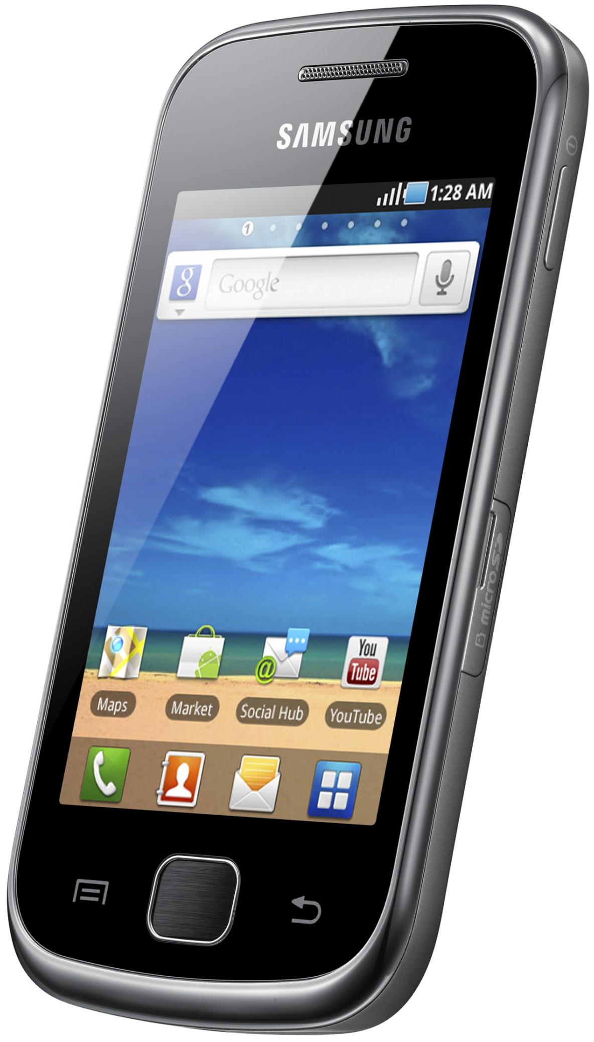 Vodafone Prepaid Samsung Galaxy Gio