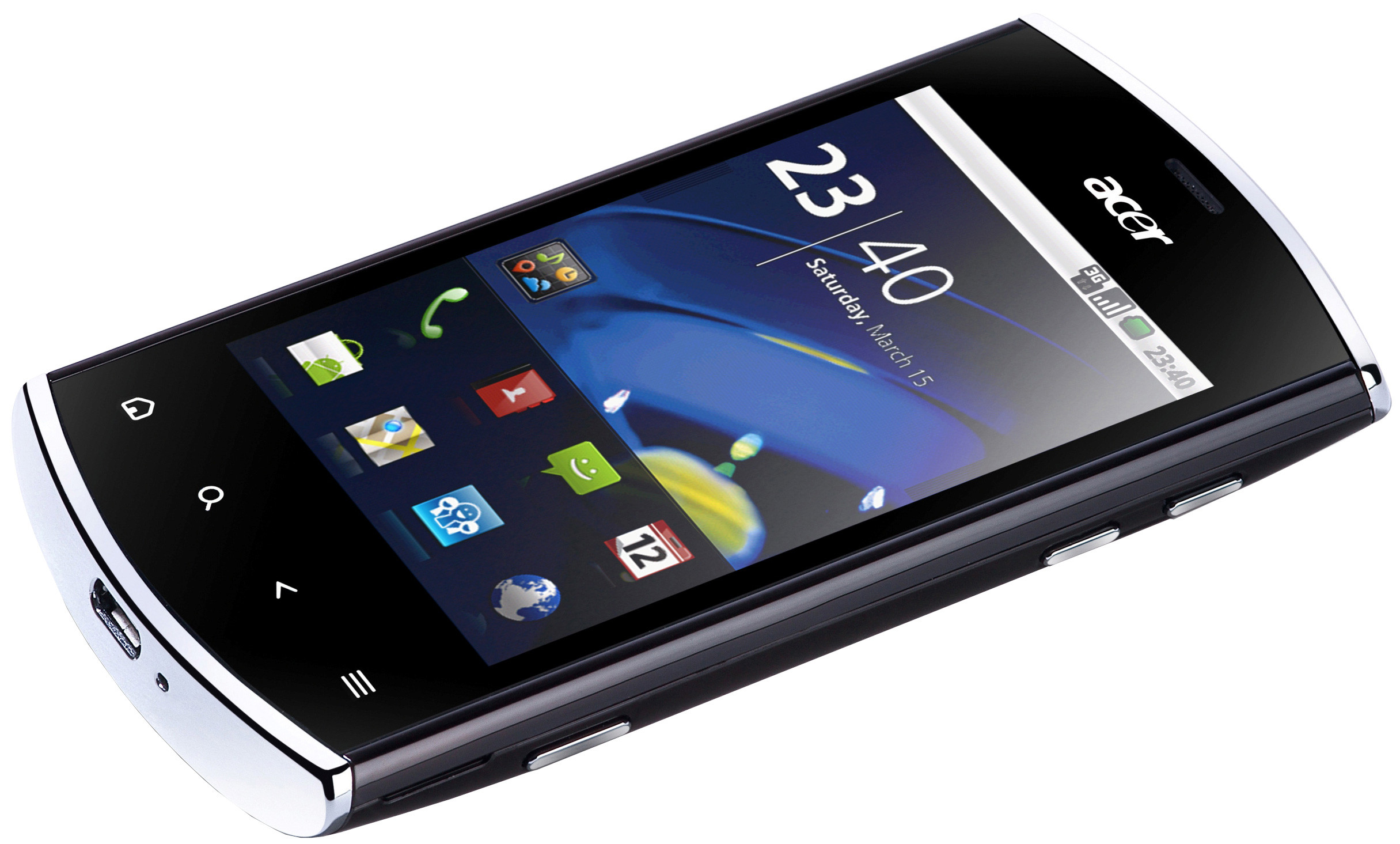 Acer Liquid Mini Black