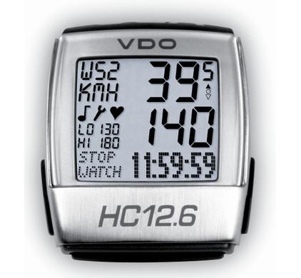 VDO HC12.6 + Extra Fietshouder & Sensoren + Batterij