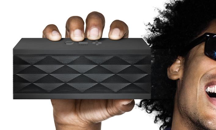 Jawbone Jambox Speaker Black Diamond