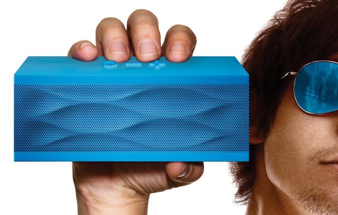 Jawbone Jambox Speaker Blue Wave