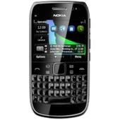 Nokia E6-00 Black QWERTY