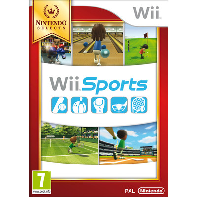 Wii Sports Select Wii