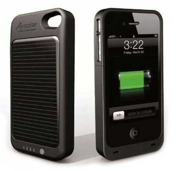 A-Solar AM-403 iPhone 4 / 4S Power Pack