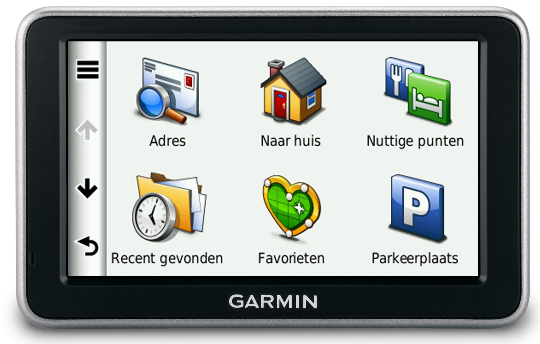 Garmin Nuvi 2460 Smart Traffic + LMU