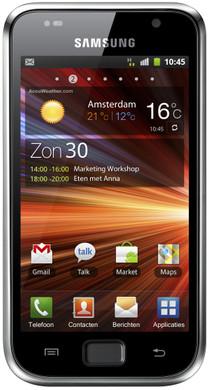 Samsung Galaxy S Plus Black