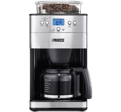 Princess Coffee Maker and Grinder - Koffiecenter.nl