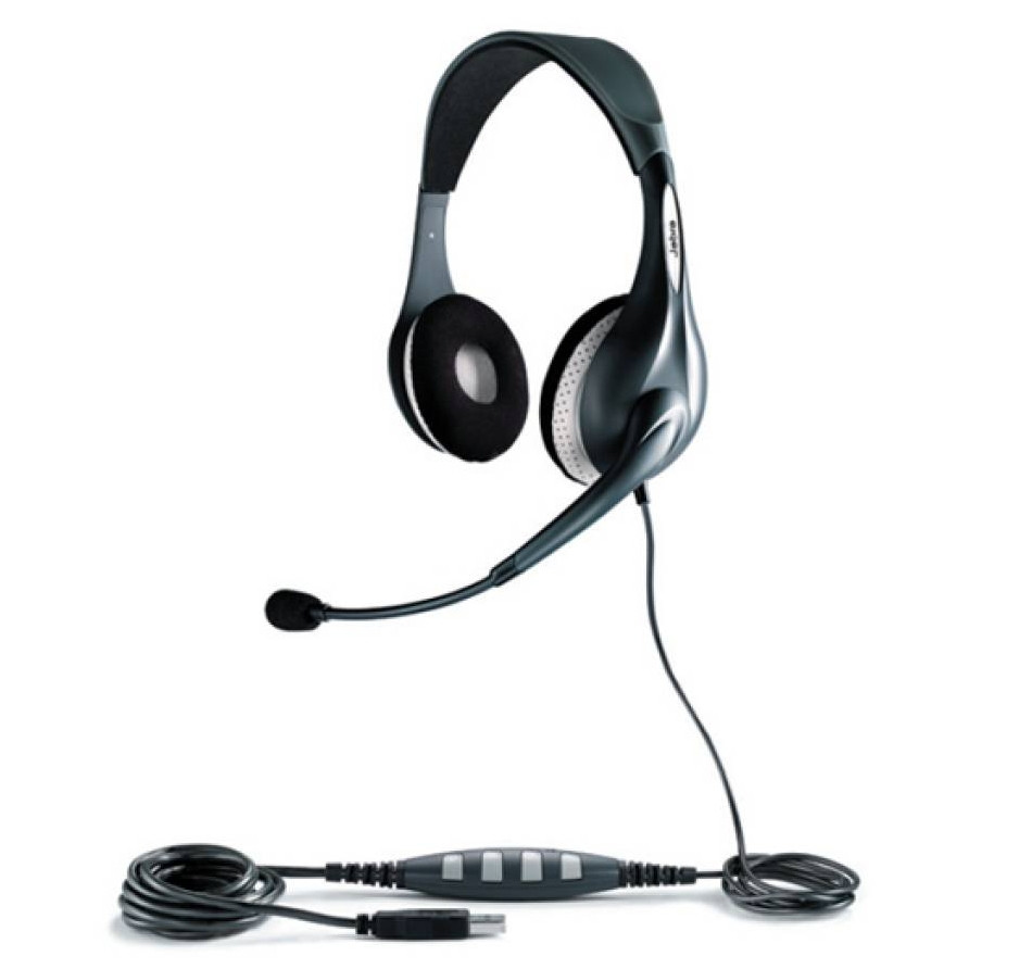 Jabra Biz 360 Duo NC MS Office Headset