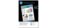 HP Professional Glossy Laser Papier 250 Vel A4 (120 g/m2)