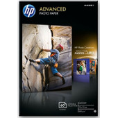 HP Advanced Glossy Foto Papier 60 Vel (10 x 15)