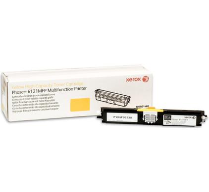 Xerox 6121 Toner Yellow High Capacity 106R01468