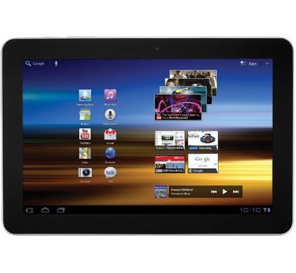 Samsung Galaxy Tab 10.1 Wifi Black
