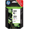 301 Ink Cartridge Combo-pack (N9J72AE) - 1