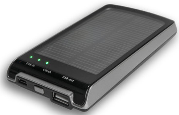 A-Solar AM-110 Platinum Charger