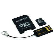 Kingston Micro SDHC 4GB Mobility Kit