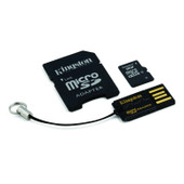 Kingston Micro SDHC 8GB Mobility Kit