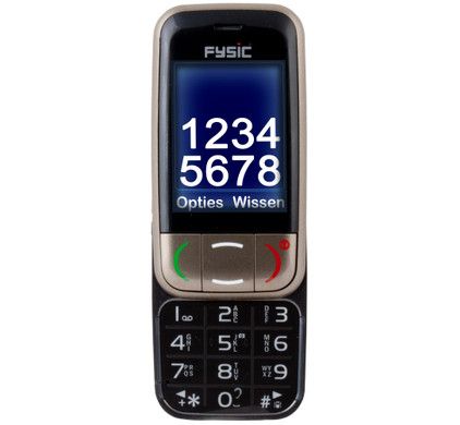 Fysic Big Button GSM FM-9800