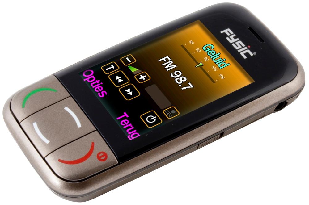 Fysic Big Button GSM FM-9800