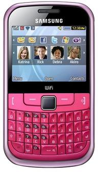 Hi Prepaid Samsung Ch@t 335 Pink