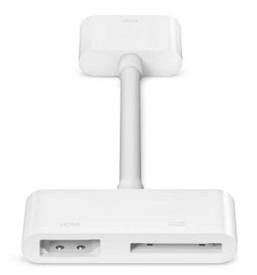 Apple Digital AV Adapter iPad  / iPhone / iPod