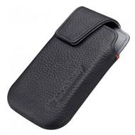 BlackBerry Leather Swivel Holster Black 9900