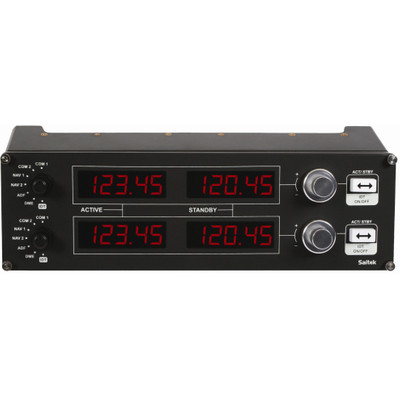 Image of Saitek Pro Flight Radio Panel PC