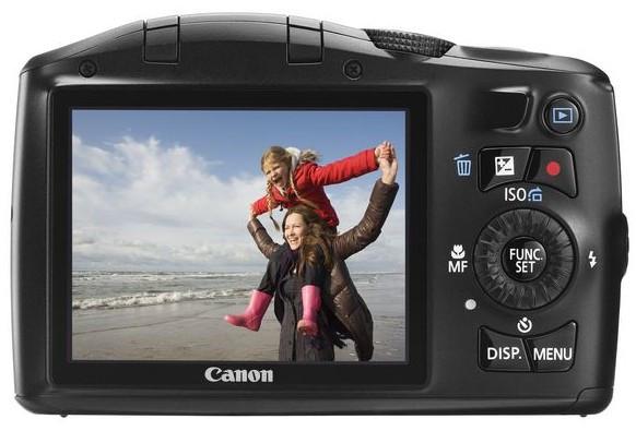 Canon PowerShot SX150 IS Black