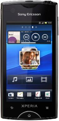 Sony Ericsson Xperia Ray Black
