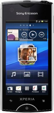 Sony Ericsson Xperia Ray White
