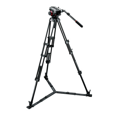 Manfrotto Midi Twin System 504HD,546GBK