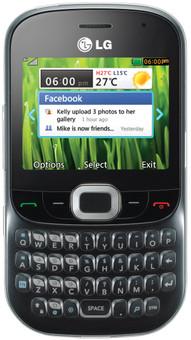 LG C360 Telfort Prepaid