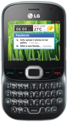 LG C360 KPN Prepaid