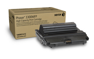 Xerox 3300 Toner Zwart XL (106R01412)
