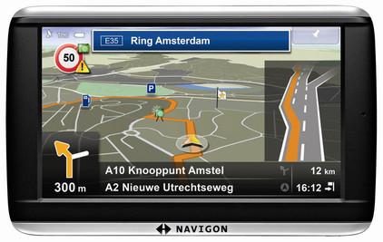 Navigon 42 Plus