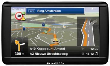 Navigon 72 Easy