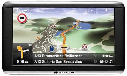 Navigon 72 Premium