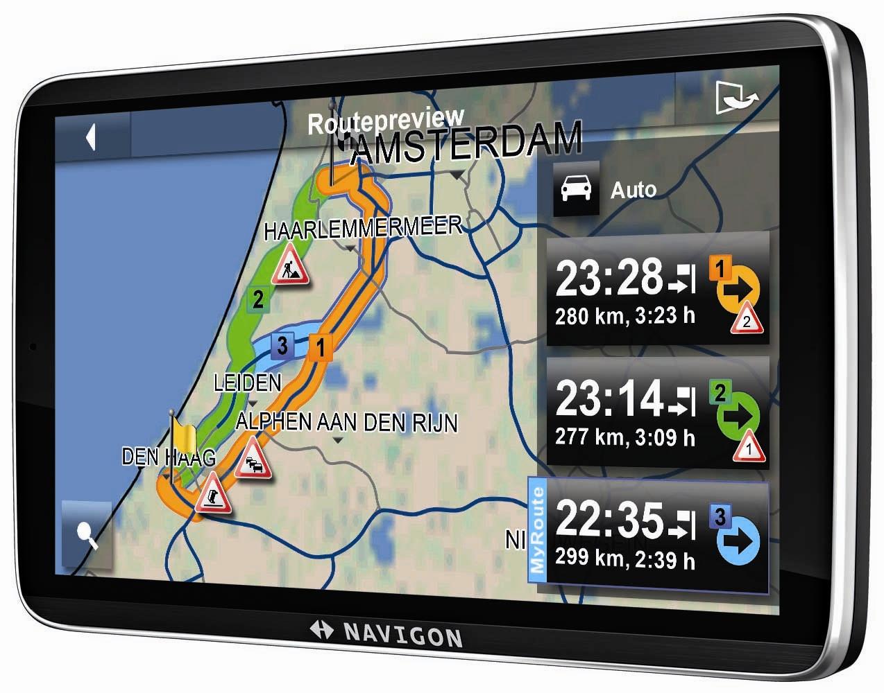 Navigon 92 Premium